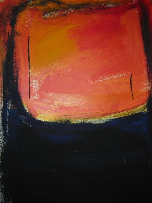 """série """"Nuits Incendiées """""""