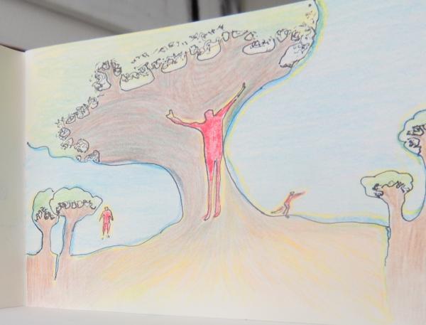 """""""Crayons d'arbre"""""""