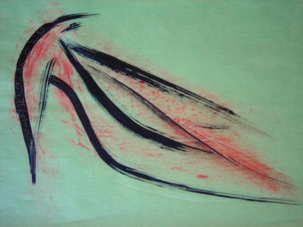 """""""Chaussure Corbeau""""(série)"""