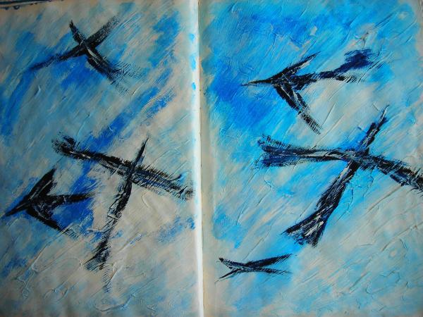 """Livre Oiseaux"""