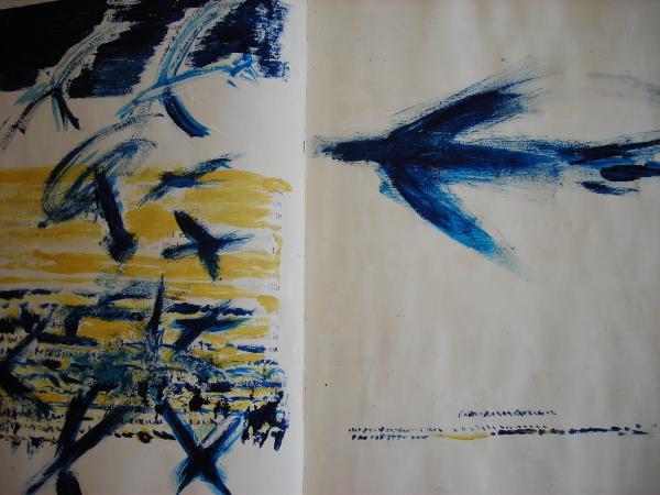 """Livre Oiseau"""