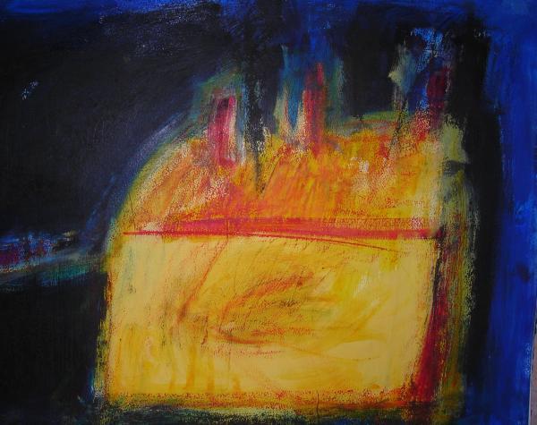 """série""""Nuits Incendiées"""""""
