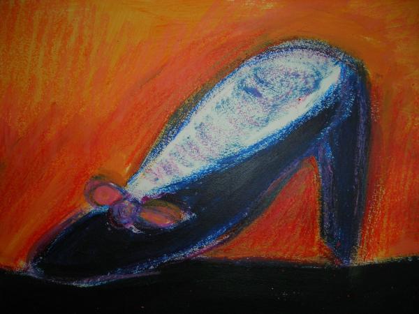 """série """"Six portraits de chaussures"""""""