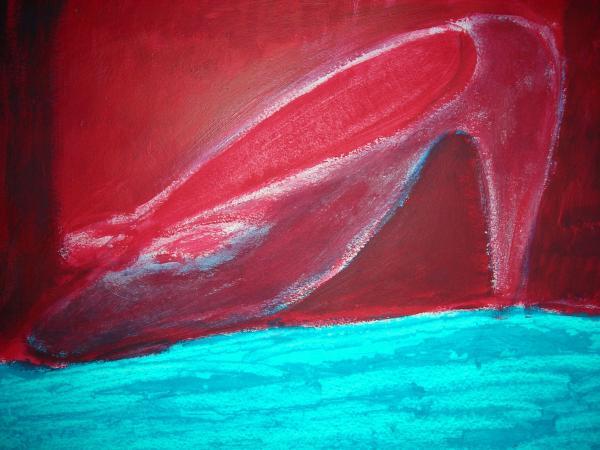 """série""""portrait de chaussure"""""""